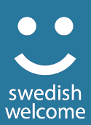 Swedish Welcome logo